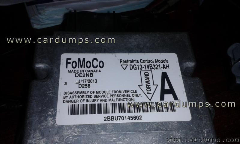 Ford Taurus airbag XC2361 DG13-14321-AH